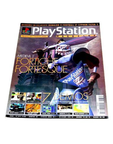 Playstation magazine N°39