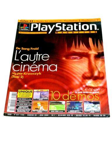 Playstation magazine N°43