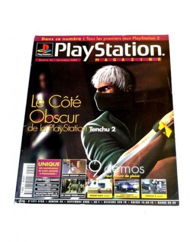 Playstation magazine N°45