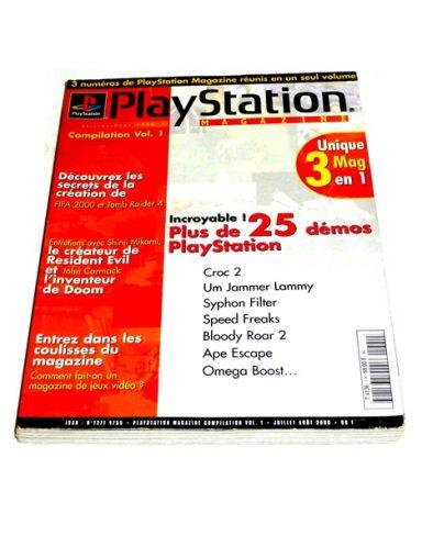 Playstation magazine Compilation Vol.1