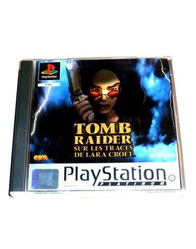 Tomb Raider – Sur Les Traces de Lara Croft