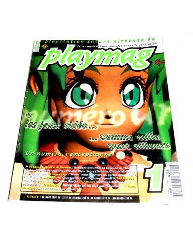 Playmag N°01