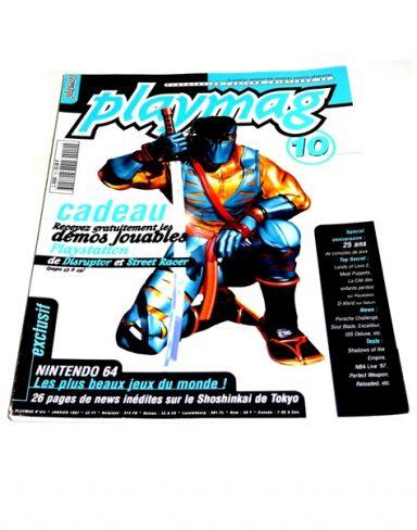 Playmag N°10