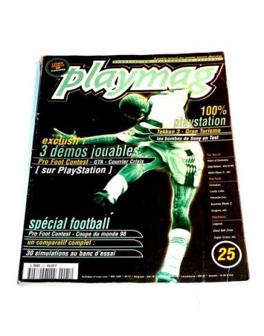 Playmag N°25