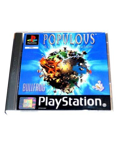 Populous – a l'aube de la creation