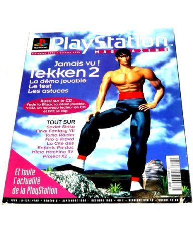 Playstation magazine N°05