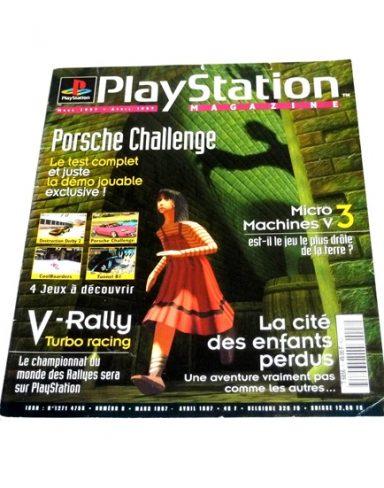 Playstation magazine N°08