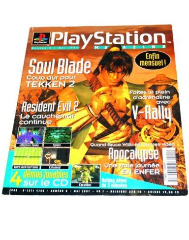 Playstation magazine N°09