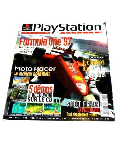 Playstation magazine N°12