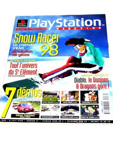 Playstation magazine N°17