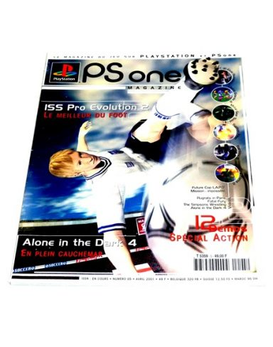 Psone magazine N°05