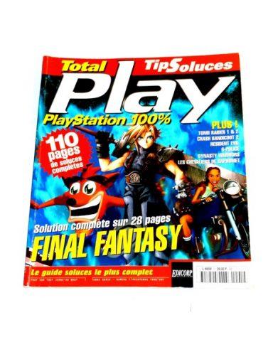 Total play Hors serie N°01