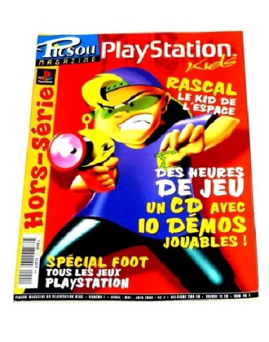 Playstation Kids – Hors serie N°01
