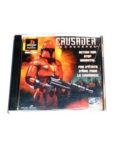 Crusader no remorse