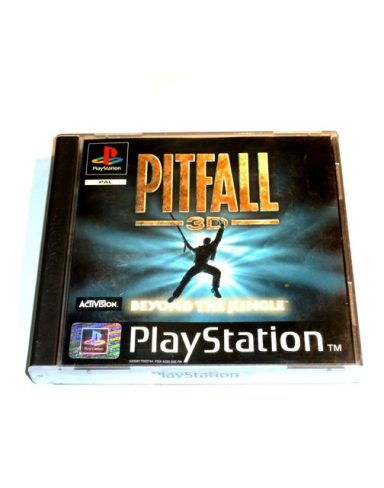 Pitfall 3D – Beyond the Jungle