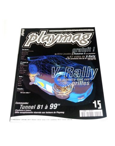 Playmag N°15