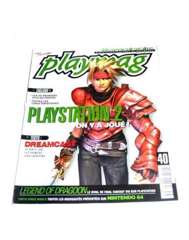 Playmag N°40