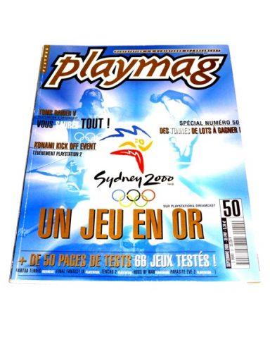 Playmag N°50