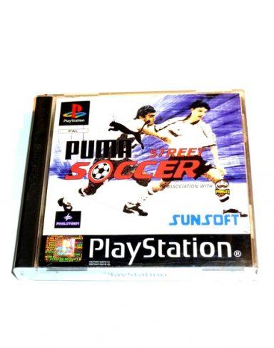 Puma Street Soccer