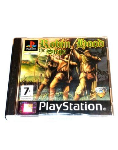 Robin Hood – The Siege