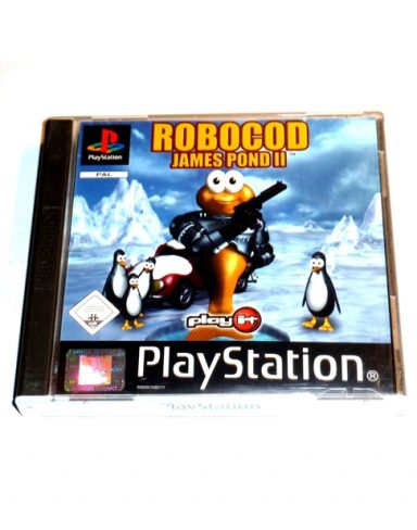 Robocod – James Pond II
