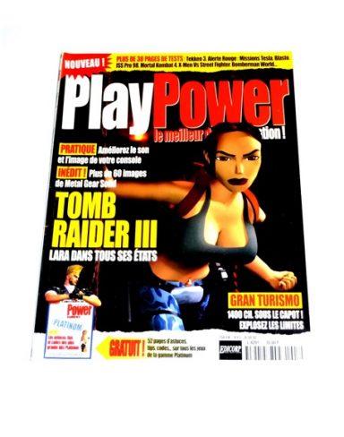 Play Power N° 03