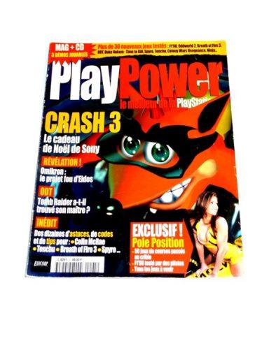 Play Power N° 05