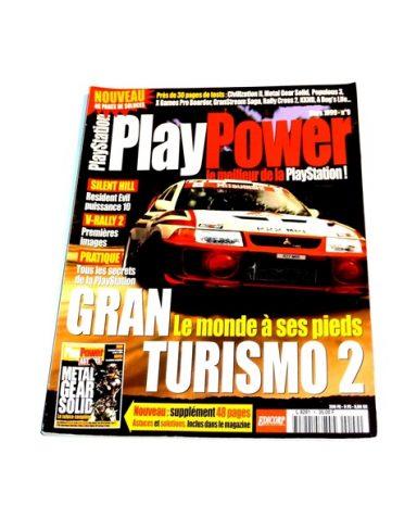 Play Power N° 09