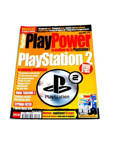 Play Power N° 10