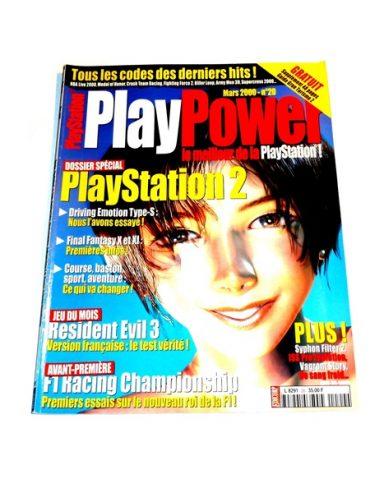 Play Power N° 20