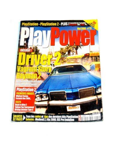 Play Power N° 22