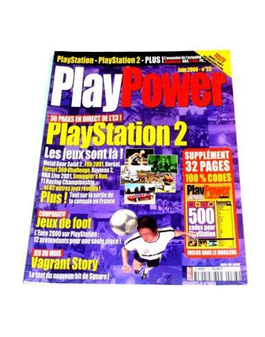 Play Power N° 23