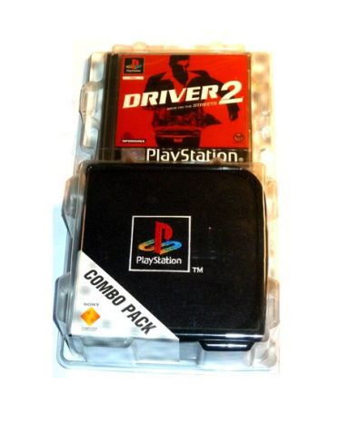 Combo pack – Driver 2 Back on the streets