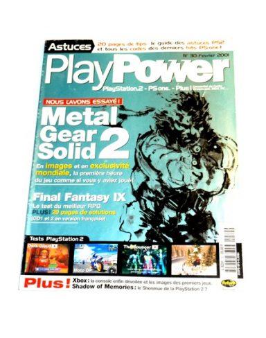 Play Power N° 30