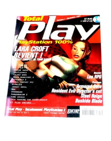 Total play N°01