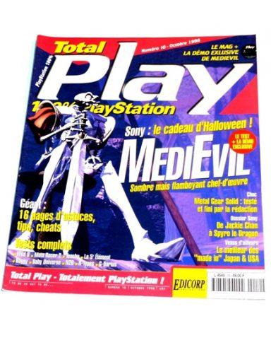 Total play N°10