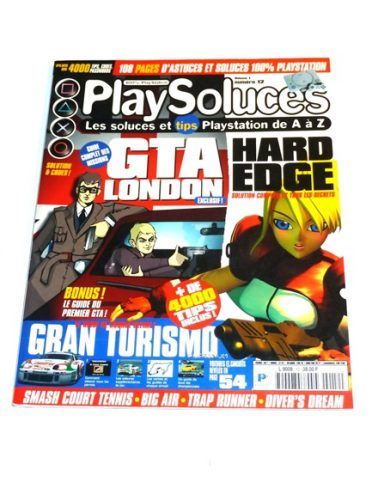 Playsoluces N°12