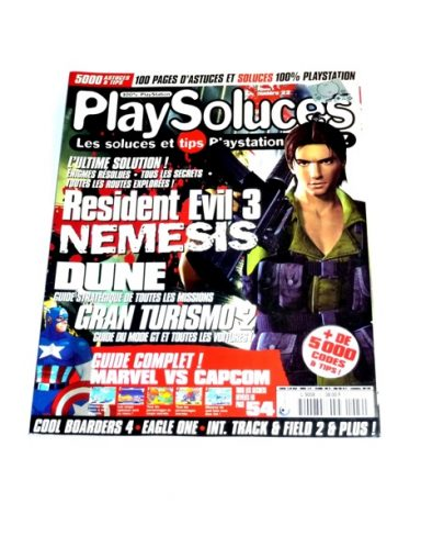 Playsoluces N°22