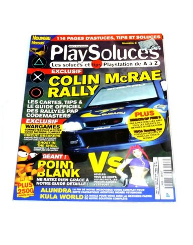 Playsoluces N°03