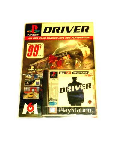 M6 – Driver best of infogrammes