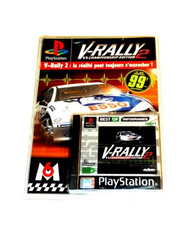 M6 – V-rally 2 best of infogrammes