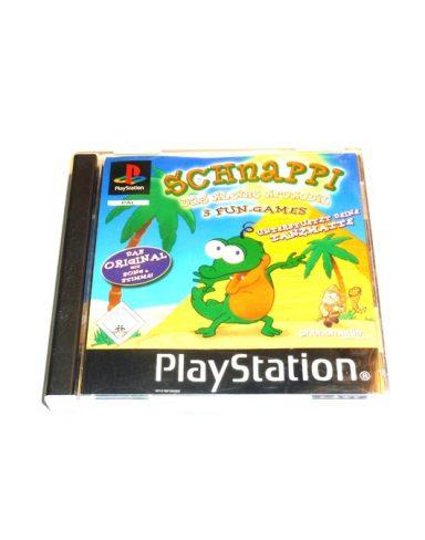 Schnappi 3 Fun-Games