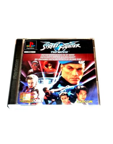 Street Fighter – The Movie