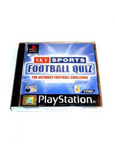 Sky Sports Football Quiz
