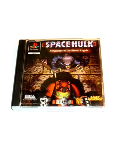 Space Hulk – Vengeance of the Blood Angels