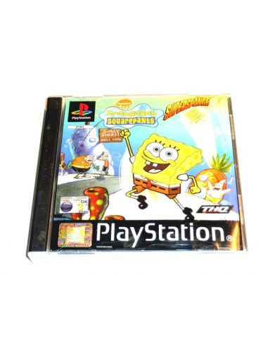SpongeBob SquarePants – SuperSponge