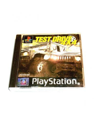 Test Drive 4×4