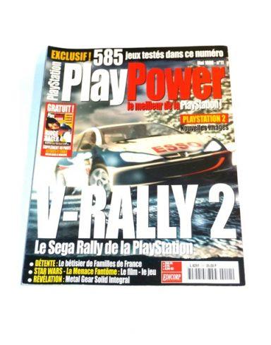 Play Power N° 11