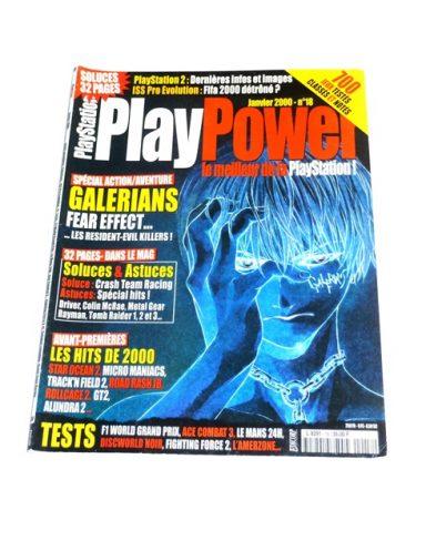 Play Power N° 18
