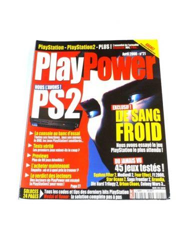 Play Power N° 21